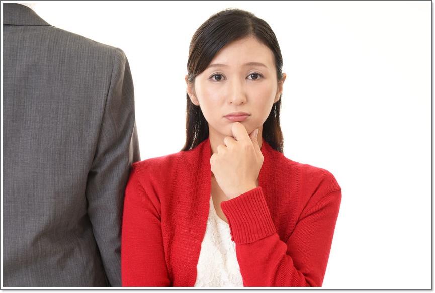 夫の性生活のすれ違いに悩む妻の画像